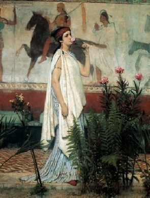A_greek_woman