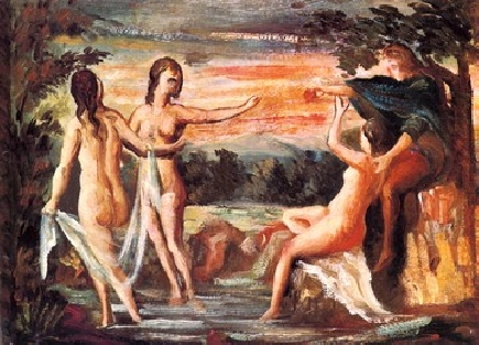 judgement of Paris