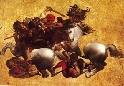Anghiari Schlacht