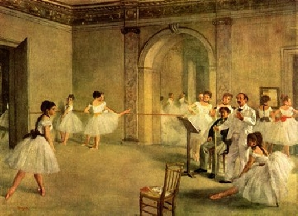 Ballet hall